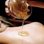 Aceites para un masaje erótico