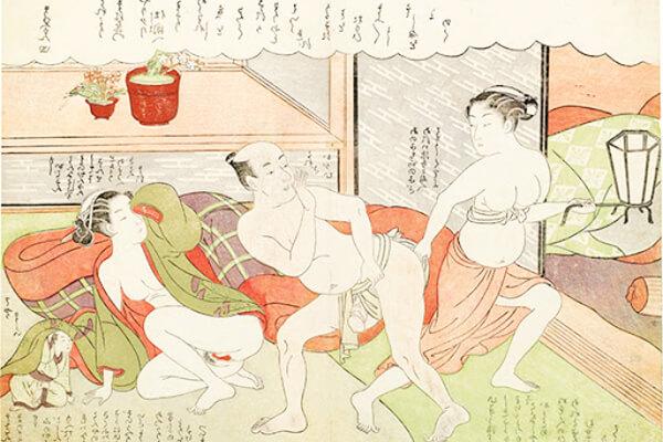 arte erotico japones
