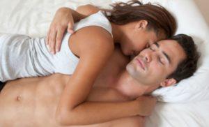 Sexo con una nueva pareja